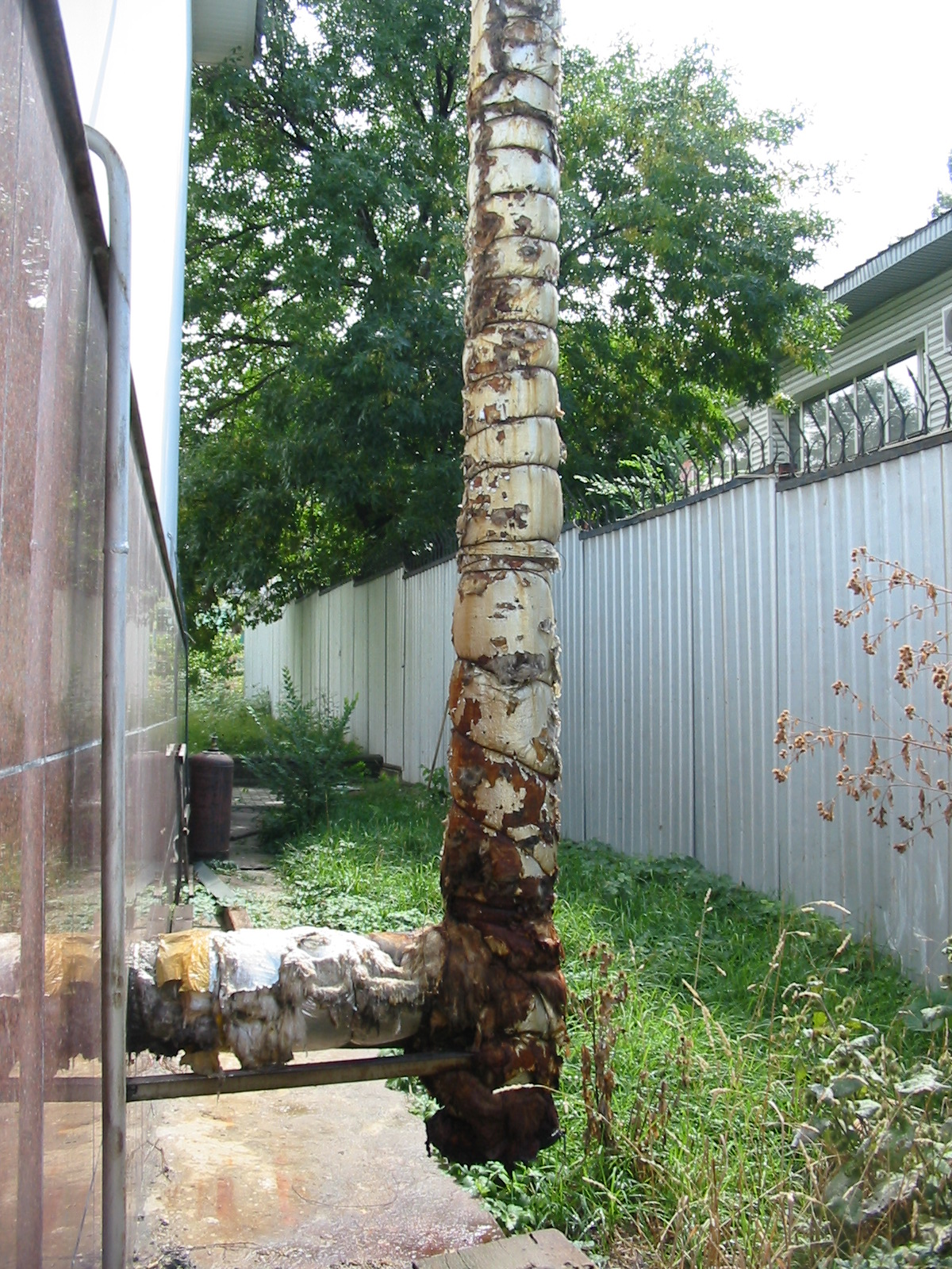 Дымоходы из стальной трубы харк дымоходы